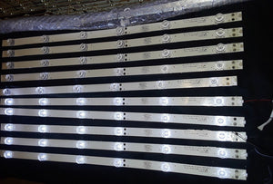 Polaroid 55gsr4100kl LED Back Strips ( YS-L E469119 ) - Science On Supply