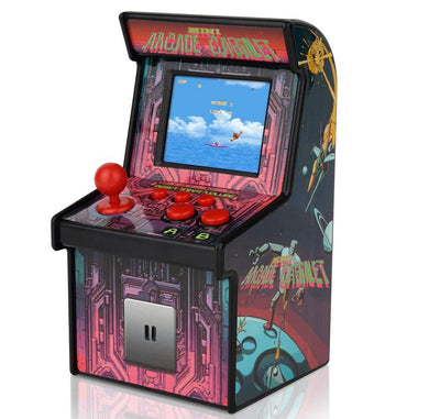 Mini Arcade Game Retro Machines for Kids with 200 Classic Handheld Video Games - Science On Supply