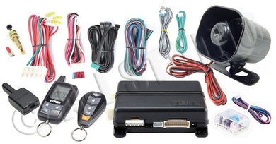 Viper 2 Way LCD Vehicle Car Alarm Keyless Entry Remorte Start System - Science On Supply