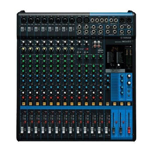 Yamaha MG16XU 16-Input 6-Bus Mixer with Effects - Science On Supply