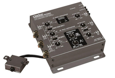 Clarion MCD360 2/3 Way Crossover - Science On Supply