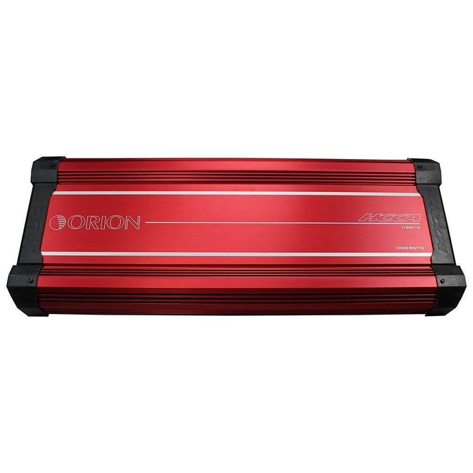 Orion Competition Series 2-Channel Amplifier (2400 Watts) - Science On Supply
