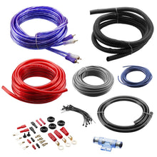 Load image into Gallery viewer, Audio KIT 4 Gauge Amplifier Installation Wiring Kit - Science On Supply