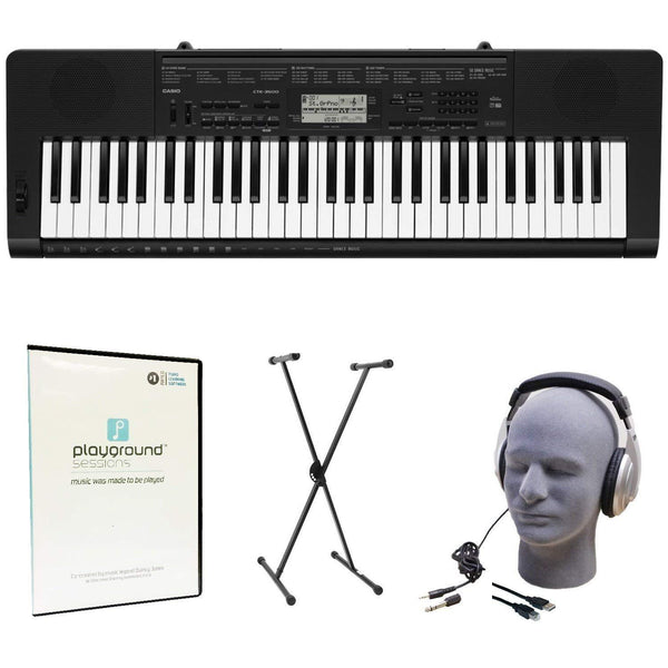 Casio CTK3500 Playground Sessions Pack – Science On Supply