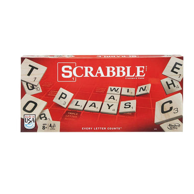 Scrabble Game - Science On Supply