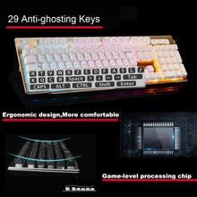 Load image into Gallery viewer, Rechargeable Backlit Keyboard,2.4Ghz Wireless Illuminated - Science On Supply