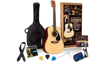 Load image into Gallery viewer, Yamaha Gigmaker Deluxe Acoustic Guitar Package - Science On Supply
