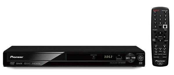Pioneer DV-3052 Multi System All Region HDMI 1080p Upscaling DVD Player - Science On Supply