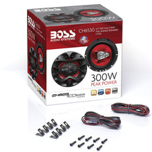 Load image into Gallery viewer, BOSS Full Range, 3 Way, Car Speakers 6.5 Inch - Science On Supply