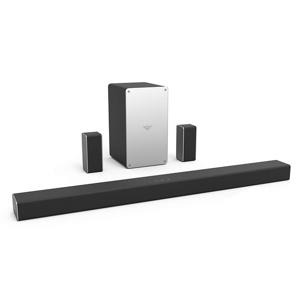VIZIO 5.1 Home Theater Sound Bar System, Black - Science On Supply