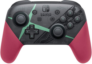 Nintendo Switch Pro Controller - Xenoblade Chronicles 2 Edition - Science On Supply