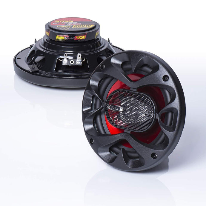 BOSS Full Range, 3 Way, Car Speakers 6.5 Inch - Science On Supply