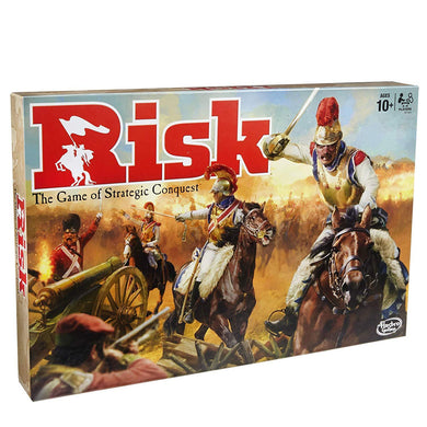 Hasbro Risk Game - Science On Supply
