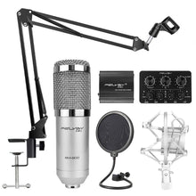 Load image into Gallery viewer, Professional BM-800 | Cardioid Condenser Microphone Set - Science On Supply