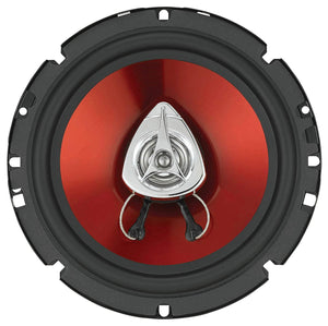 BOSS Car Speakers 6.5 Inch, Full Range, 2 Way, Shallow Mount - Science On Supply
