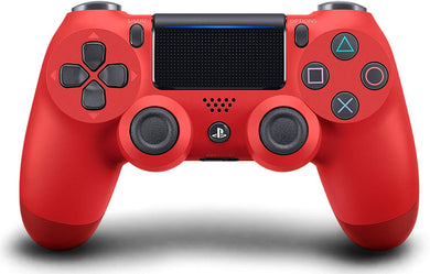 DualShock 4 Wireless Controller for PlayStation 4  (Magma Red) - Science On Supply
