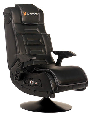 X Rocker 51396 Pro Series Pedestal 2.1 Video Gaming Chair, Wireless - Science On Supply