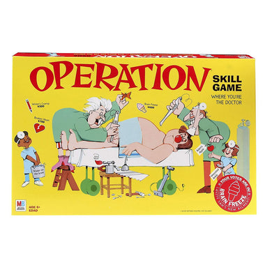Operation Electronic Board Game - Science On Supply