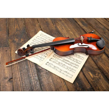 Load image into Gallery viewer, ARTALL 4/4 Handmade Student Acoustic Violin Beginner Pack (Glossy Antique) - Science On Supply