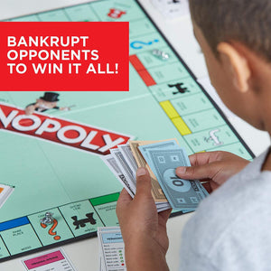 Monopoly Classic Game - Science On Supply