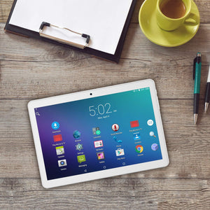 "Tablet 10.1"" Android Go 8.1 Tablet PC 1GB RAM, 16GB Storage - Science On Supply"