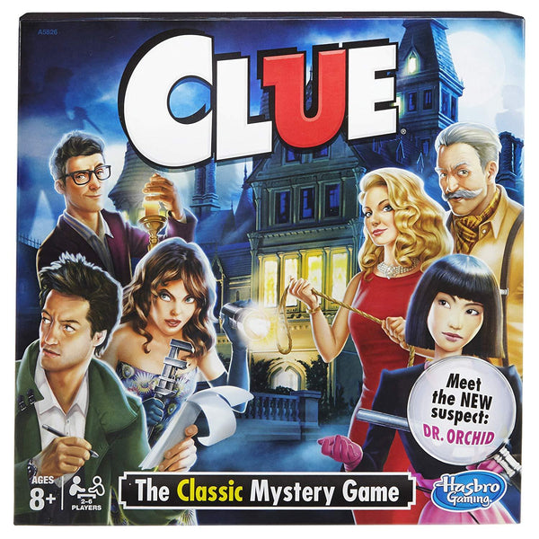 Clue Game - Science On Supply