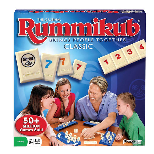 Rummikub  (The Original Rummy Tile Game) - Science On Supply