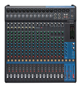 Yamaha MG20 20-Input 6-Bus Mixer - Science On Supply