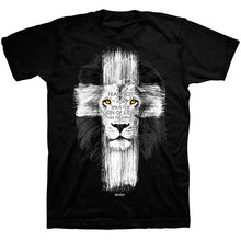 Load image into Gallery viewer, Lion Cross T-Shirt - Science On Supply