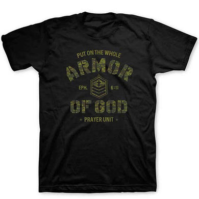Armor Camo T-Shirt - Science On Supply