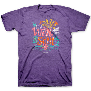 It Is Well T-Shirt - Science On Supply