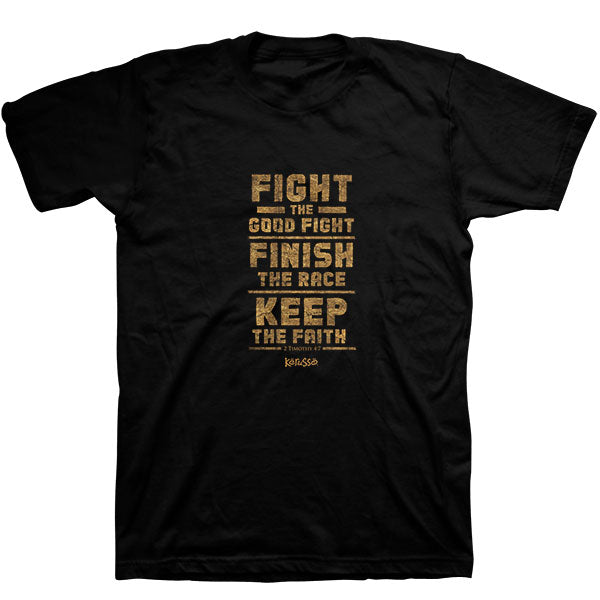 Fight T-Shirt - Science On Supply