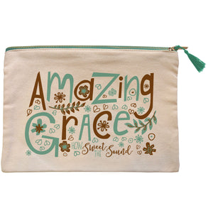 grace & truth Amazing Grace Zipper Bag - Science On Supply