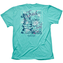 Load image into Gallery viewer, Cherished Girl® Womens T-Shirt Proverbs 3 - Science On Supply