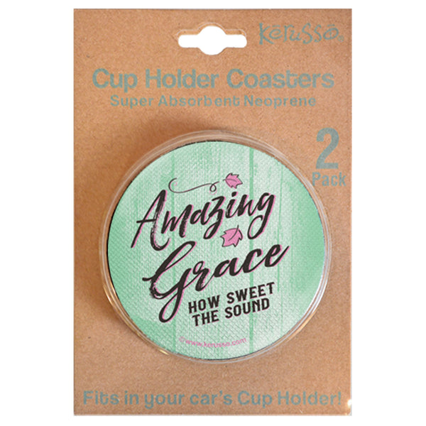 Kerusso Amazing Grace Shiplap Auto Coaster - Science On Supply