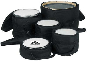 Drum Bag 5 Piece Covers (DC-100) - Science On Supply