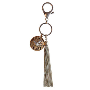 Faith Gear Women's Keychain - Peace - Science On Supply