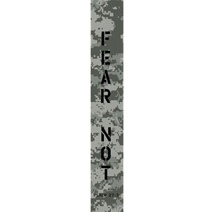 Kerusso® Fear Not Digital Camo Guitar Strap - Science On Supply