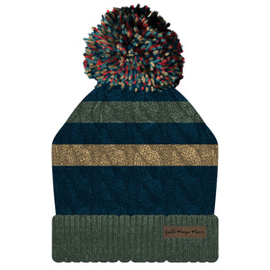grace & truth Womens Beanie Faith Hope Love - Science On Supply