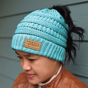 grace & truth Beanie Amazing Grace - Science On Supply