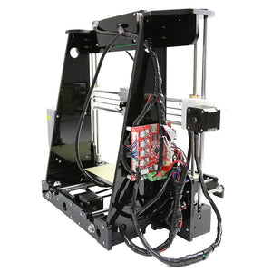 Normal & Auto Leveling Anet A8 3D Printer Reprap Prusa i3 Desktop DIY 3D Printer Kit with 2004LCD Screen & Filament - Science On Supply
