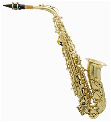Oxford Alto Saxophone (I-AS-B,S,A) - Science On Supply