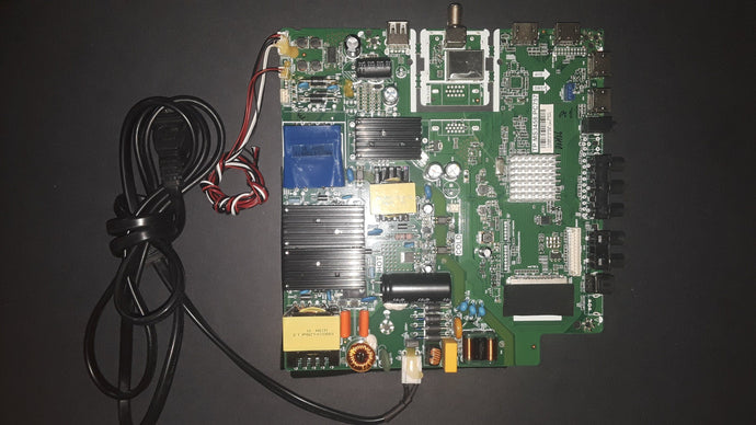 Vidao 49v40uhd Power / Main Board ( tp.ms3458.pc757 ) - Science On Supply