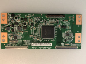 Sharp  LC-55LBU591U T-Con Board (ST5461D07-1-C-B 34291100520G) - Science On Supply