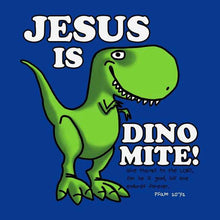 Load image into Gallery viewer, Dino-mite Kids T-Shirts - Science On Supply