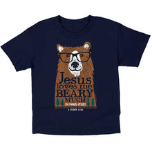 Load image into Gallery viewer, Beary Much Kids T-Shirt - Science On Supply