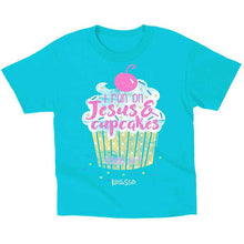Load image into Gallery viewer, Cupcake Kids T-Shirt - Science On Supply