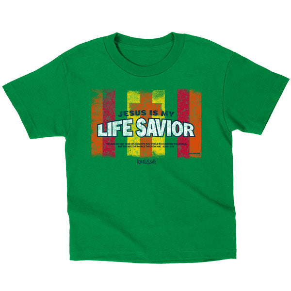 Life Savior Kids T-Shirt - Science On Supply