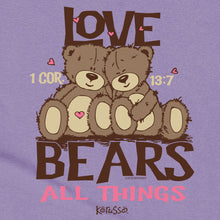 Load image into Gallery viewer, Love Bears Kids T-Shirt - Science On Supply