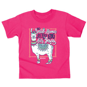 Kerusso® Kids T-Shirt Llama - Science On Supply